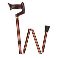 Apex Carex FGA74600-0000 York Folding Cane