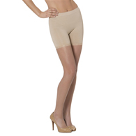 N-Fini 1181 Anti-Cellulite Shapewear Short w/ Lace Trim