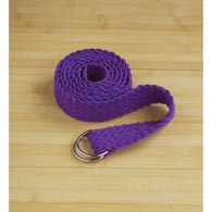 Gaiam 05-59182 Restore Premium 6FT Braided Yoga Strap