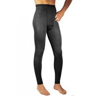 Solidea 0302A5 18-21 mmHg Active Massage Uomo Plus Mens Leggings